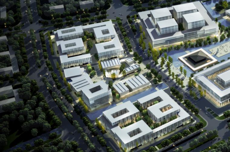方太理想城园区总体规划及概念设计投标文本
