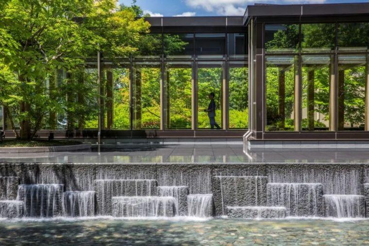 日本太阳城神户养老公寓景观设计