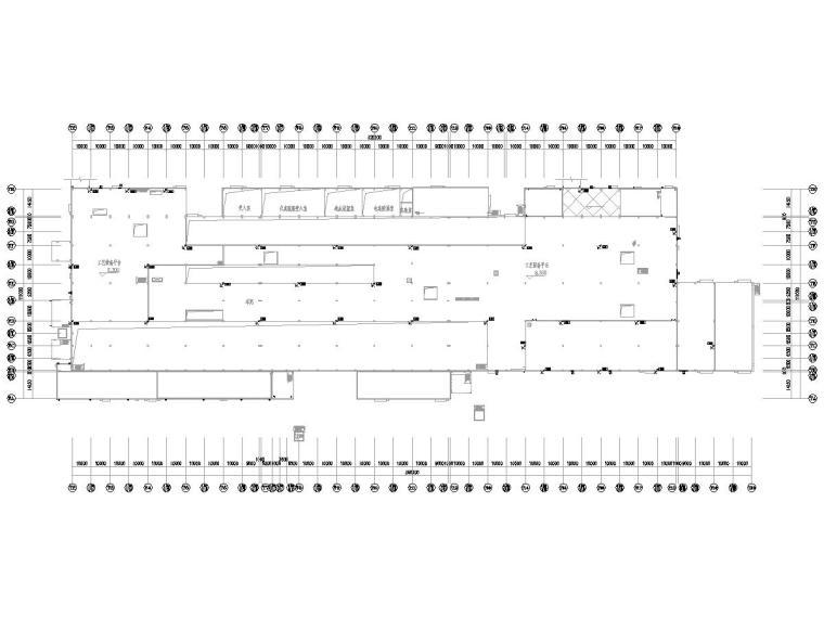 5设备平台等电位板平面图