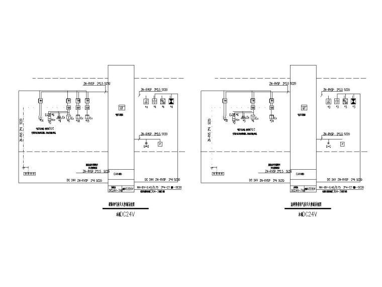 9气体灭火系统图