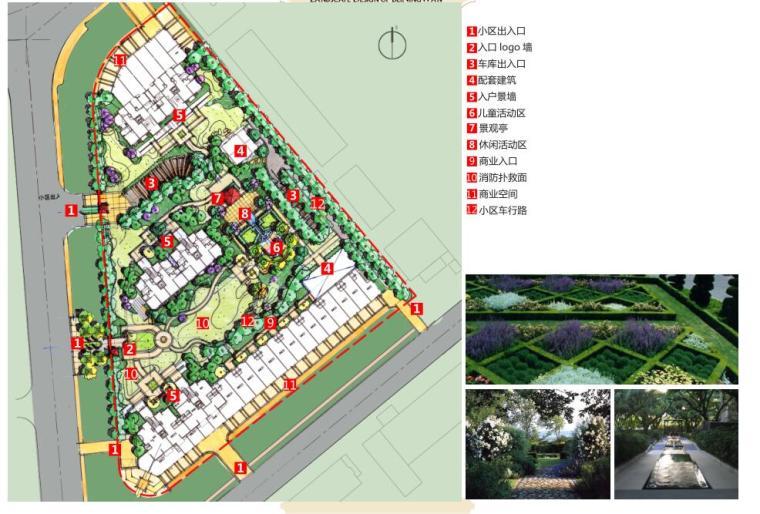 欧陆景观案例文本资料下载-[天津]知名企业欧陆风格住宅景观方案设计