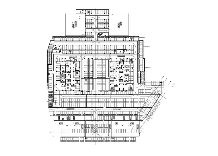 24套精选地下室设计图纸及讲义计算表格汇总
