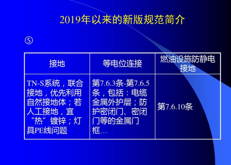电气工程施工图设计审图技术研讨要点2019