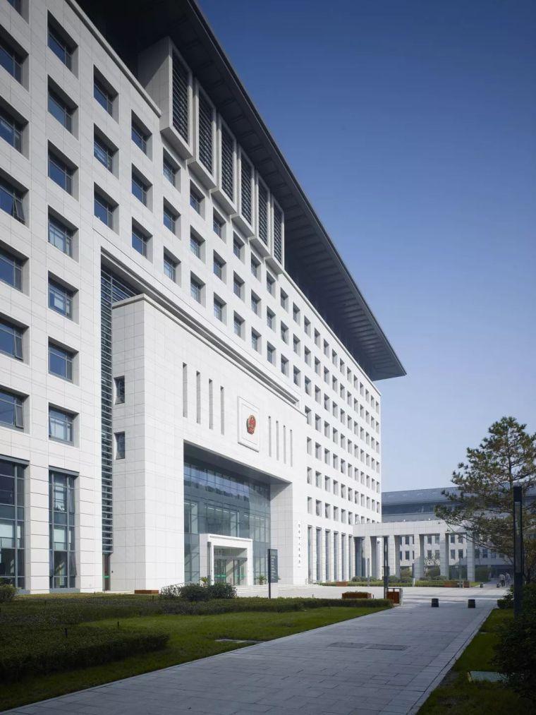 西安市行政中心|中国建筑学会建筑创作大奖_2