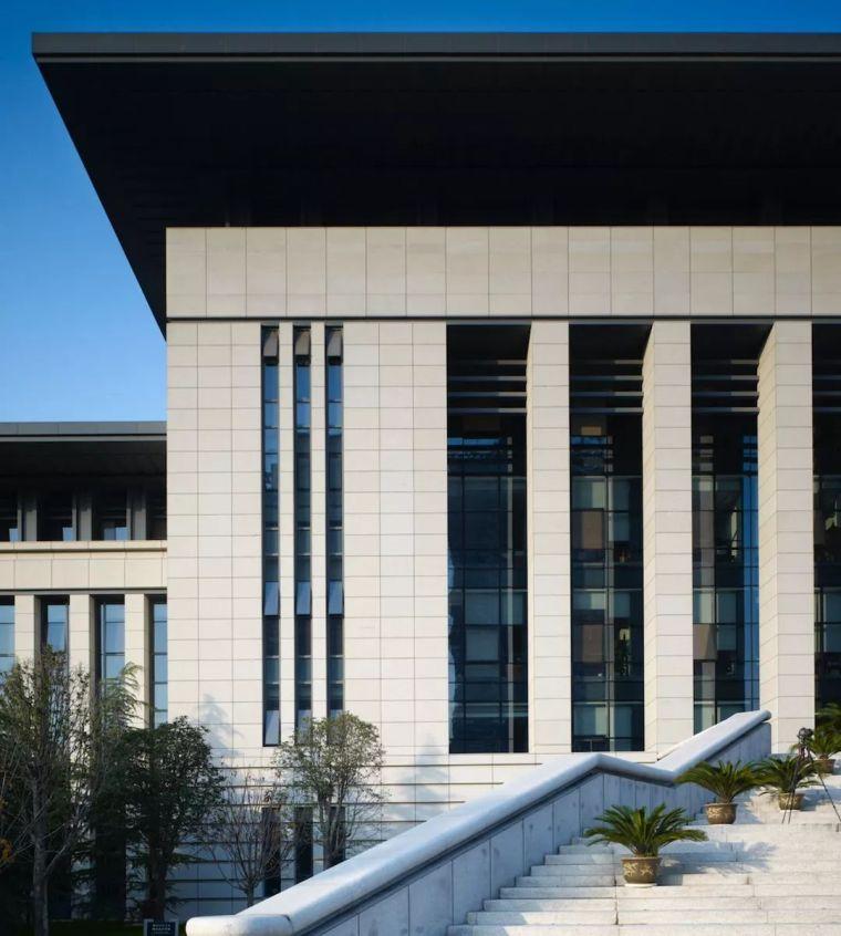 西安市行政中心|中国建筑学会建筑创作大奖_3