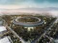 苹果飞船总部大楼建筑设计方案文本_福特斯
