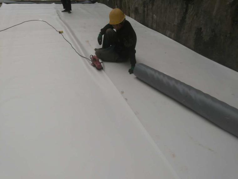 地铁车站顶板防水施工技术交底