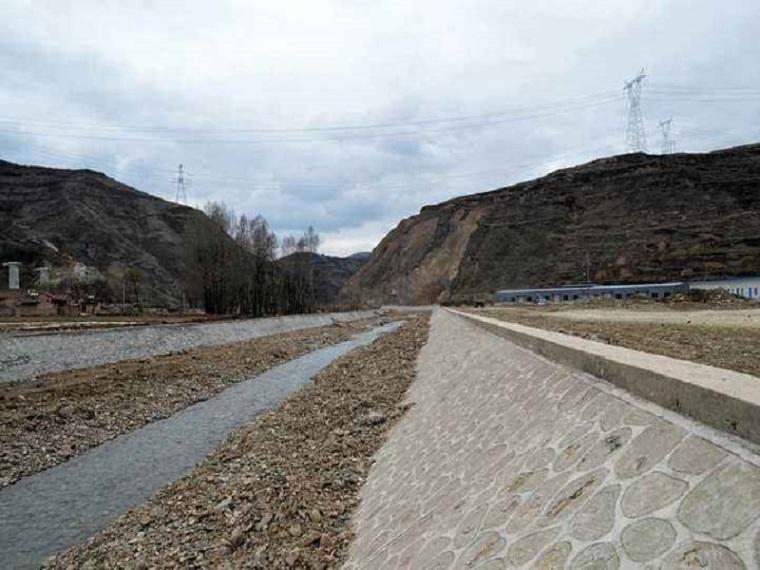河道堤防工程边坡防护施工组织设计