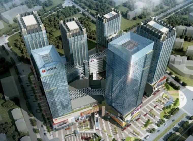 超高层框筒商业办公楼实测实量施工方案