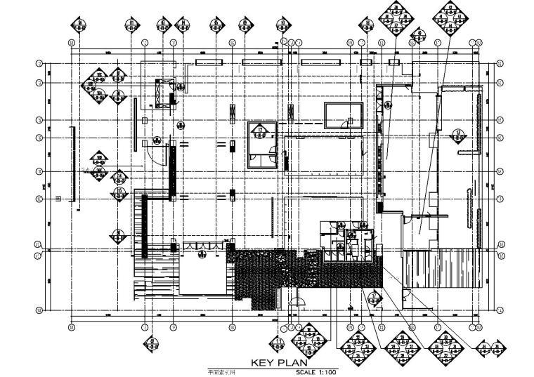 平面索引图1