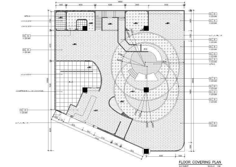 地面布置图24