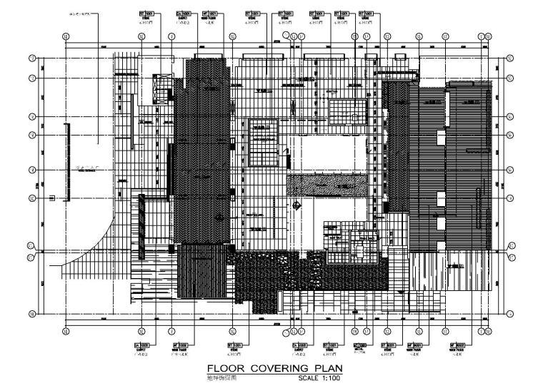 地面布置图28
