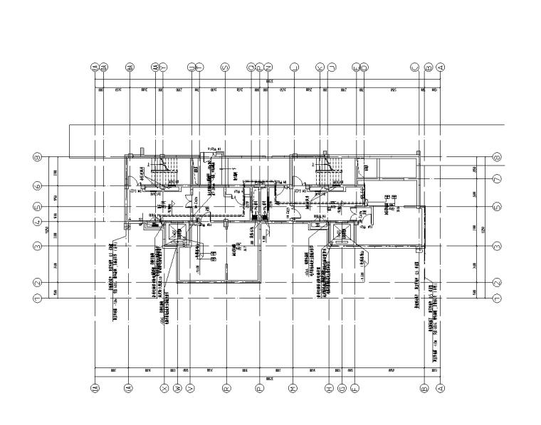 北京14万平住宅及配套电气施工图(2019)