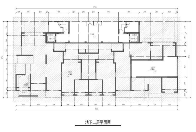 diacriti地下二层平面图