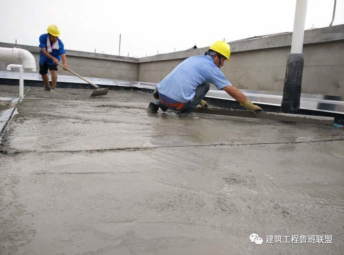屋面防水工程怎么做_12套防水工程技术交底_37