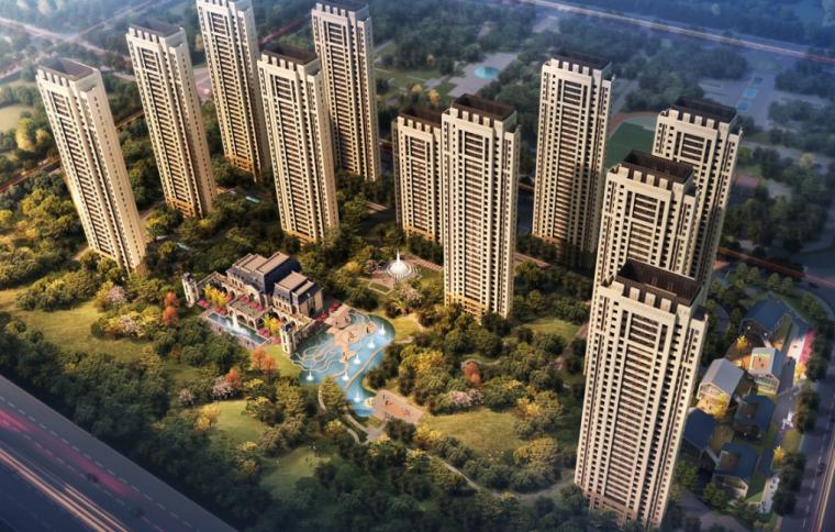[郑州]32层住宅楼填充墙砌体工程施工方案
