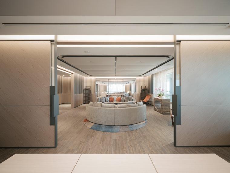 """""""大房间""""——Aedas新加坡办公室,by Aedas Interiors_4"""
