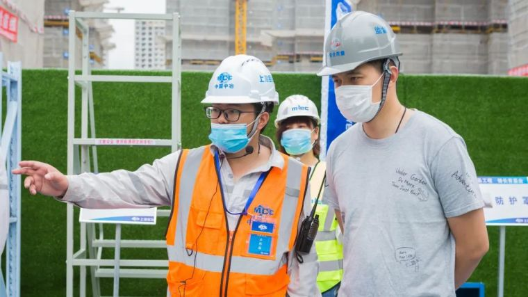 """建筑工程""""质量安全双观摩""""!这工地如何?_13"""