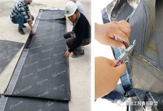 屋面防水工程怎么做_12套防水工程技术交底_7