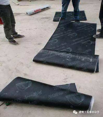屋面防水工程怎么做_12套防水工程技术交底_8
