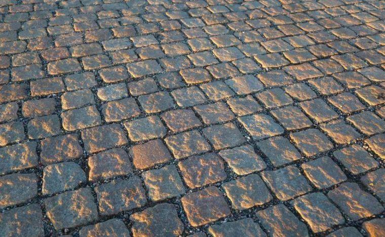 景观中常被忽略的石材拼接细节_7