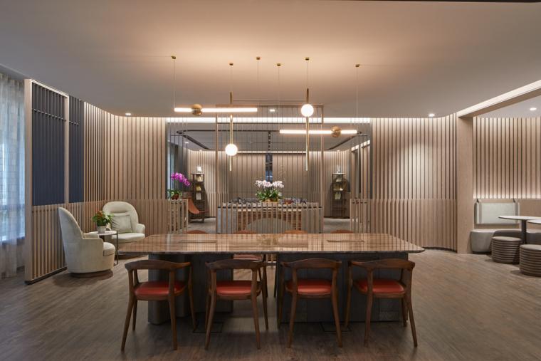 """""""大房间""""——Aedas新加坡办公室,by Aedas Interiors_7"""