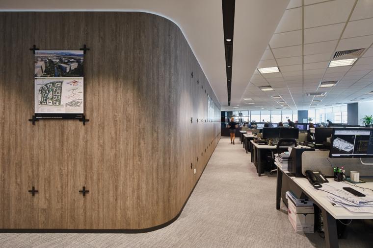 """""""大房间""""——Aedas新加坡办公室,by Aedas Interiors_11"""