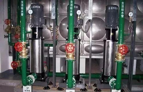 [图解]水电设备间安装施工工艺_29