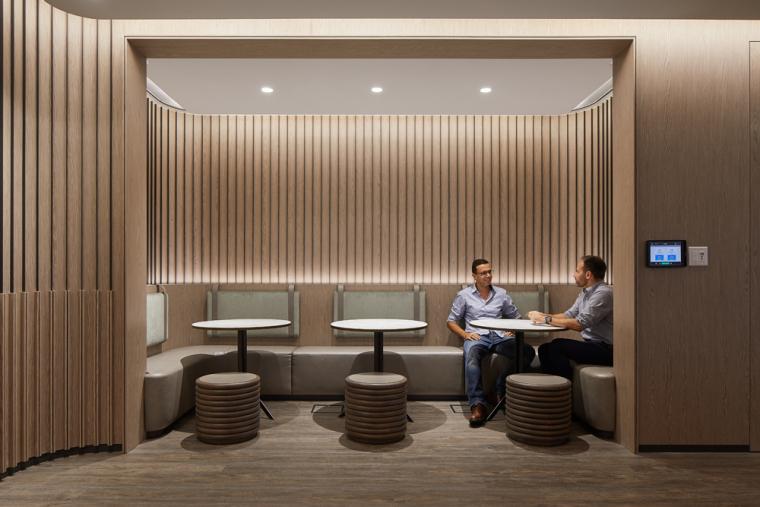 """""""大房间""""——Aedas新加坡办公室,by Aedas Interiors_13"""