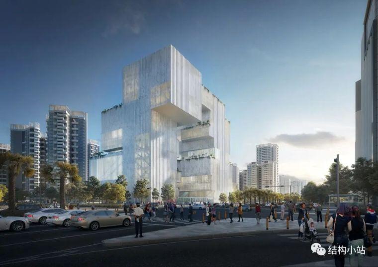 超高层建筑的纽带—连体结构_1