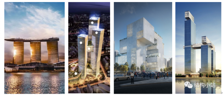 超高层建筑的纽带—连体结构_3