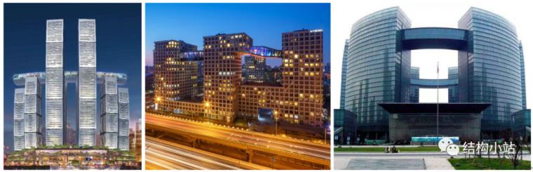 超高层建筑的纽带—连体结构_4