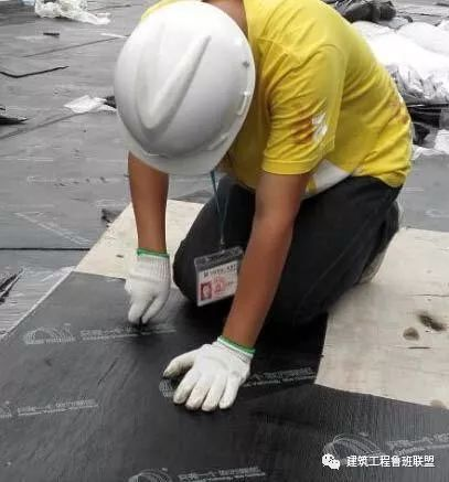 屋面防水工程怎么做_12套防水工程技术交底_16