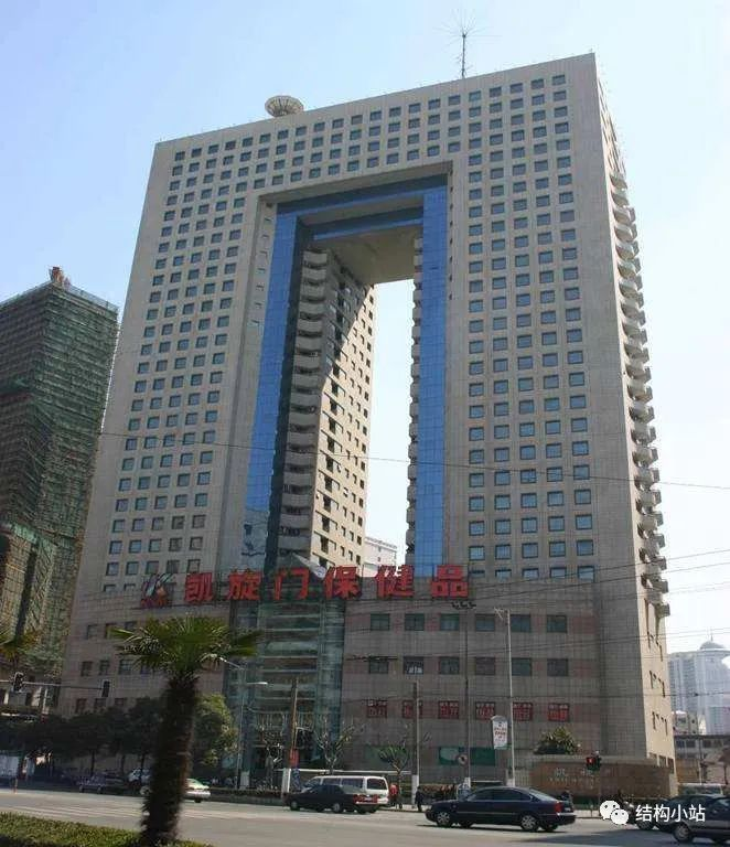 超高层建筑的纽带—连体结构_31