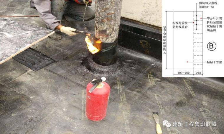 屋面防水工程怎么做_12套防水工程技术交底_20