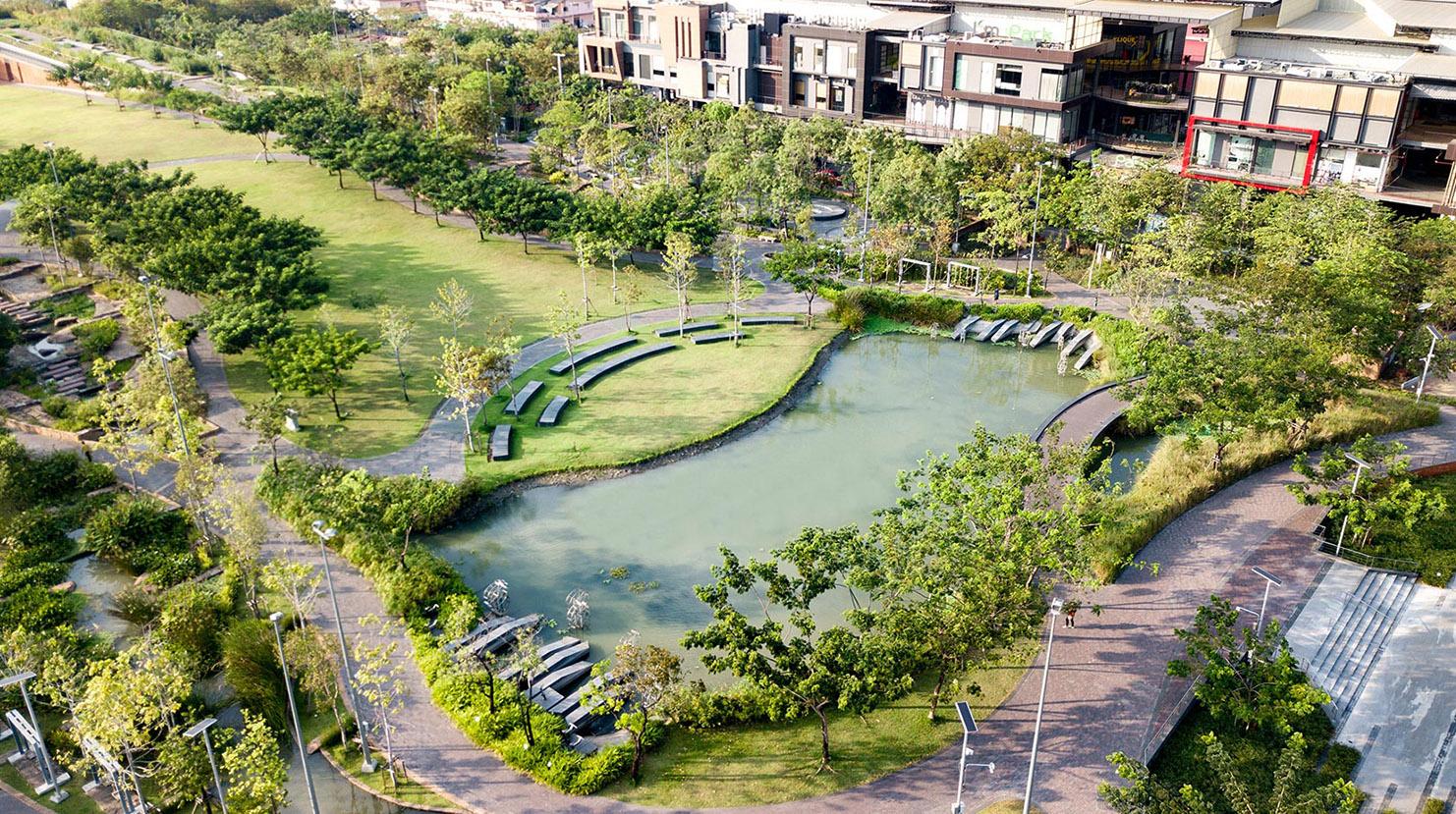 十条人工湿地景观设计宝典