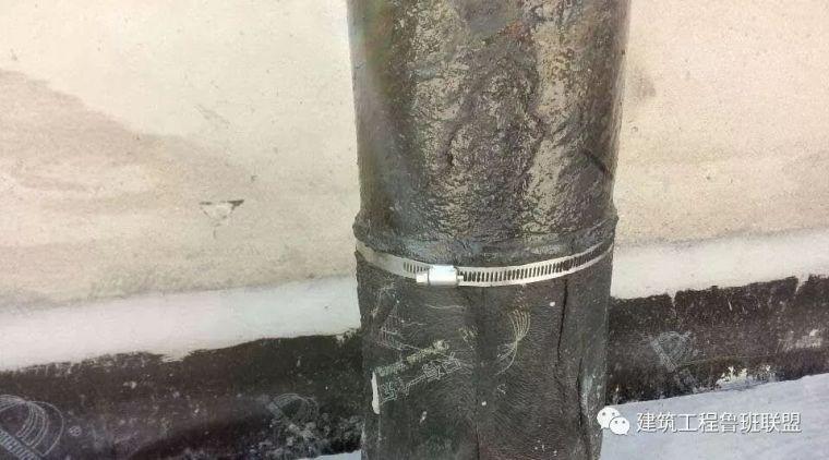 屋面防水工程怎么做_12套防水工程技术交底_22