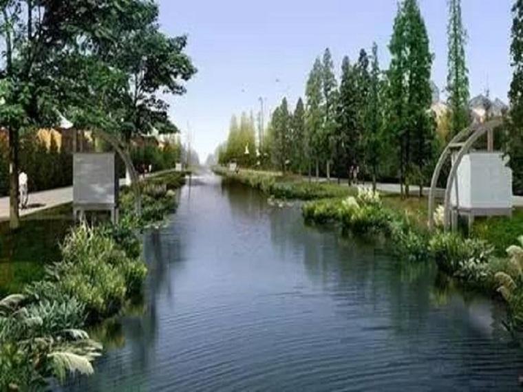 河道整治降排水施工组织设计