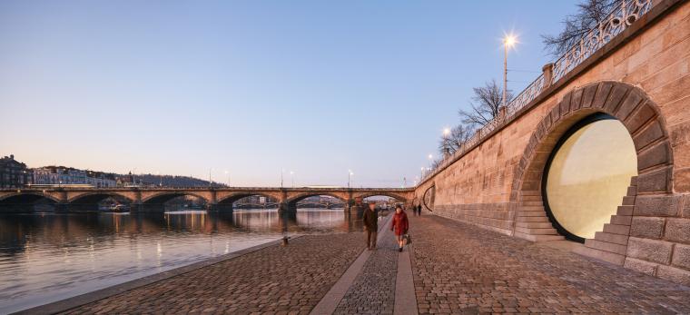 21_Petr_Janda_Brainwork_Prague_riverfront_Rasin_embankment_BoysPlayNice