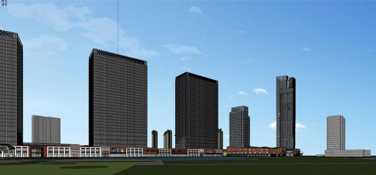 知名企业汉阳铁厂旧改总体规划设计-红砖 (7)