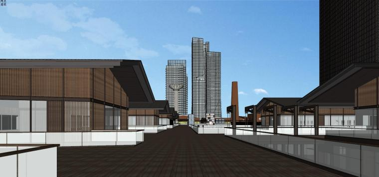 知名企业汉阳铁厂旧改总体规划设计-红砖 (11)