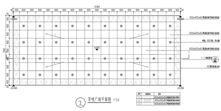 2-旱喷广场平面图