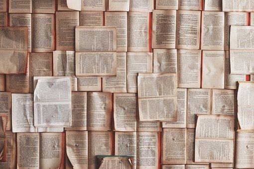 书籍, 页面, 故事, 注释, 提醒, 记得, 读, 智慧, 知识, 文学, 纸