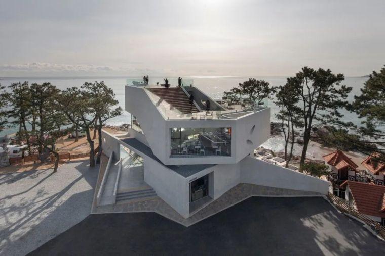 HeesooKwak丨韩国清水混凝土解构美学_40