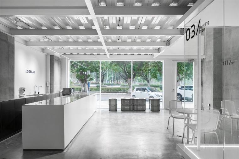 超然建筑研究室200㎡办公室设计案例丨36P