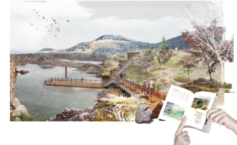 如何画好景观效果图&附35套景观PS素材_4