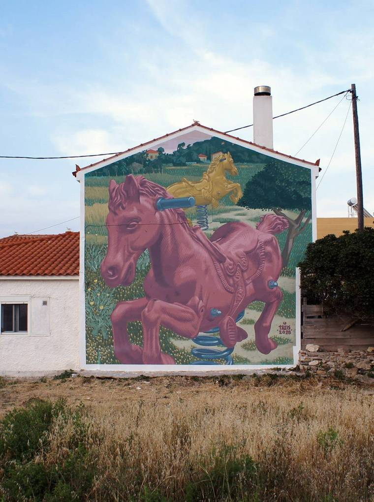 希腊街头壁画艺术-156376253912