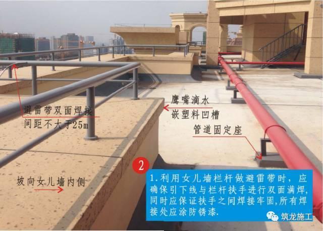 看图解析!屋面施工总体构造及要求_13
