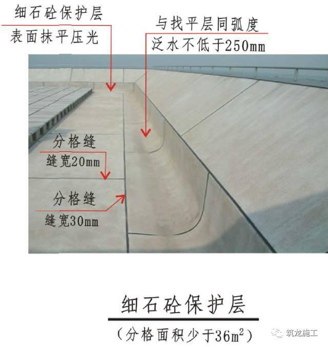 看图解析!屋面施工总体构造及要求_11