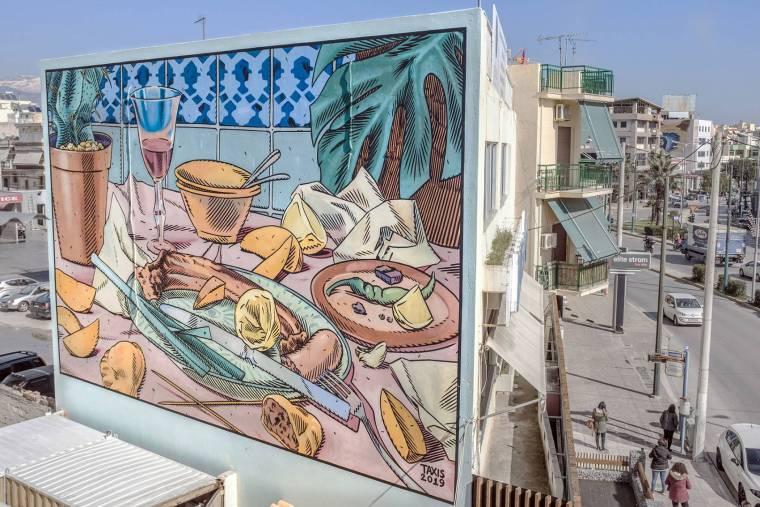 希腊街头壁画艺术-15637625390